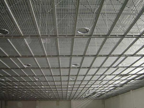 钢格板吊顶图片1